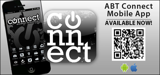 Connect Mobile App! NOW AVAILABLE!